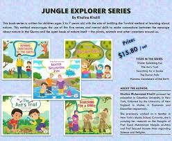 jungle explorer series adalah siri buku darul andalus