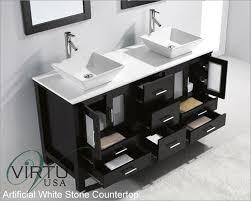 furniture marvelous best 60 inch double sink bathroom vanities