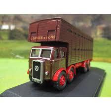 100 Atkinson Trucks OXFORD 176 ATKINSON 8 WHEELER CATTLE TRUCK L DAVIES SONS
