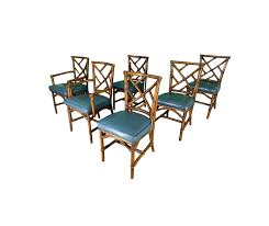 Set Of Six Chinese Chippendale Bamboo Dining Chairs Bamboo Chippendale Chairs Small Set Of Eight Tall Back Black Faux Chinese Chinese Chippendale Florida Regency 57 Ding Table Vintage Six A Quick Living Room And Refresh Stripes Whimsy Side By Janneys Collection Chair Toronto For Sale Four