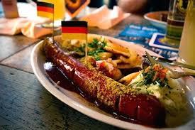 cuisine allemagne cuisine en allemagne menu et table de la salle cuisine allemande