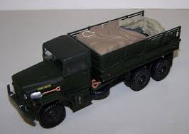 100 Deuce And A Half Truck 50203US 150 M35 1 And A 25 Ton USMC Ction Toys