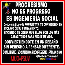 EL Rincón De Yanka INGENIERÍA COMUNISTA POPULISTA VS