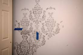 Ceiling Stencils Painting Ideas