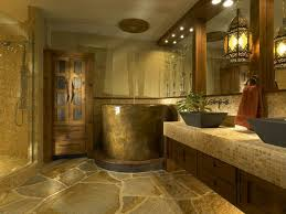 Rustic Bathtub Tile Surround by 100 Rustic Bathrooms Ideas Astonishing Cabin Living Room