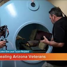 Give Local Tucson Healing Arizona Veterans