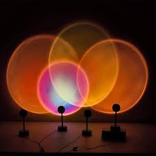 180 grad drehbare projektionsle led licht usb licht romantische vision led licht nachtlicht wohnzimmer und schlafzimmer dekoration