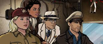 Season 9 Of Archer Sterling Will Go Back To Work In April
