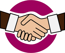 Briliant Shake Hands Clip Art 25 In Animations With