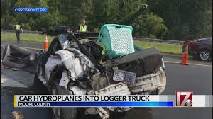 100 Craigslist Eastern Nc Cars And Trucks Car Driver Taken To Hospital After Collision With Log Truck In Moore