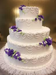 5 Tier Wedding Cake Style 520