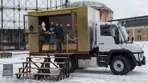 100 Unimog Truck This Mercedes Is The Coolest Food Truck In Finland