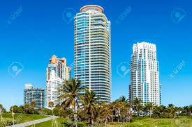 100 Miami Modern South Beach Building Florida Stock Photo Picture And