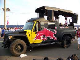 Red Bull DJ Truck | DJ At The Interactive Zone Outside Red B… | Flickr