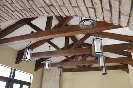 100 Beams On Ceiling Faux Wood Truss System Faux Wood Beams Fake Beams Ceiling Beams