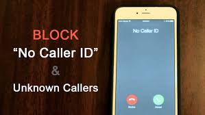 How to Block No Caller ID or Unknown Callers on iPhone iPhoneHeat