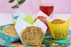 gesunde apfel muffins ohne zucker vegan backen ohne ei