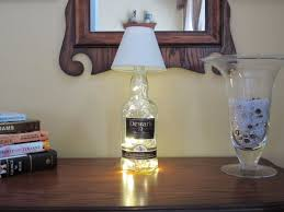 Punched Tin Lamp Shade Country by How To Make A Whiskey Bottle Lamp Ebay