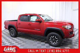 New 2018 Toyota Tacoma TRD Off Road Double Cab In Wichita, KS Area ... 2018 Toyota Tacoma Trd Offroad Review An Apocalypseproof Pickup New Tacoma Offrd Off Road For Sale Amarillo Tx 2017 Pro Motor Trend Canada Hilux Ssrg 30 Td Ltd Edition Off Road Truck Modified Nicely Double Cab 5 Bed V6 4x4 1985 On Obstacle Course Southington Offroad Youtube Baja Truck Hot Wheels Wiki Fandom Powered By Wikia Preowned 2016 Tundra Sr5 Tss 2wd Crew In Gloucester The Best Overall 2015 Reviews And Rating Used