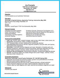 Auto Glass Repair Sample Resume Professional Entry Level Automotive Technician Templates To Mobile Showcase Your Talent