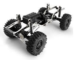 100 Komodo Truck Gmade GS01 Scale 19 Crawler Kit GMA54000 Rock Crawlers