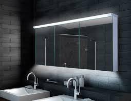 aluminium led beleuchtung badezimmer spiegelschrank lmc16070