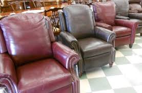 Bradington Young Leather Sofa Recliner by New Leather Recliners From Bradington Young At Deep Discounted