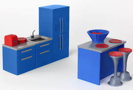3d systems begins rolling out 3d printable digital dollhouse