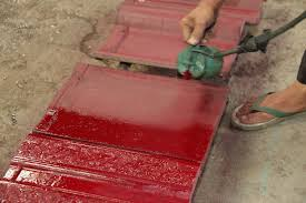 simply painting the roof tiles we design and build your machines