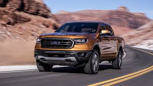 The Midsize Ford Ranger Pickup Truck Is Back For 2019   The Manual