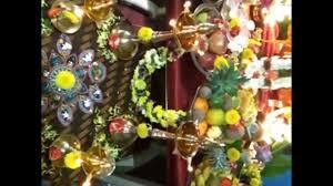Varalakshmi Vratham Decoration Ideas by Mahalakshmi Decoration Youtube