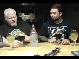 Smirnoff Rocket with Guinness and Bud Light Albino Rhino Beer