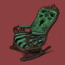 100 Rocking Chair With Books Literary Agency