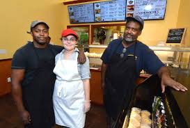 Father And Son Bring Soul Food To Norwalk - The Hour Italian Restaurant Joe Letizia Norwalk Ct Williston Fire Department Home Two Men Charged In April Homicide Connecticut Post Hapa Food Truck Facebook Honors Its Police Officers The Hour Bridgeports New Ladder 10 Youtube State Minor If Any Injuries Crash Men And A Best 2018 News 12 Police Sting Blows Top Off Strip Club