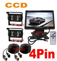 2 X 24V 18 LED IR Waterproof CCD Reverse Parking Backup Camera 4Pin ... Best Backup Cameras For Car Amazoncom Aftermarket Backup Camera Kit Radio Reverse 5 Tips To Selecting Rear View Mirror Dash Cam Inthow Cheap Find The Cameras Of 2018 Digital Trends Got A On Your Truck Vehicles Contractor Talk Best Aftermarket Rear View Camera Night Vision Truck Reversing Fitted To Cars Motorhomes And Commercials Rv Reviews Top 2016 2017 Dashboard Gadget Cheetah