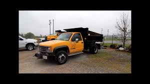 100 Dump Trucks For Sale In Oklahoma 1992 Chevrolet 3500 HD Dump Bed Truck For Sale Sold At Auction May
