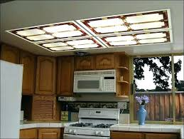 kitchen light cover fluorescent fourgraph