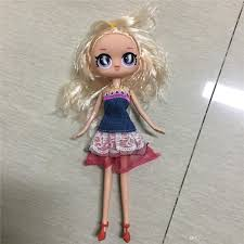Big 25cm Cartoon Doll Action Figures New Glitter Limited Edition