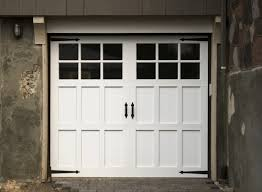 Attractive Carriage Style Garage Doors Pertaining To Remodel 1