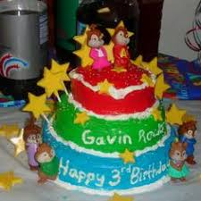 Alvin And The Chipmunks Cake Decorations Uk by Mkr Creations Alvin And The Chipmunks Party Theme Charlies