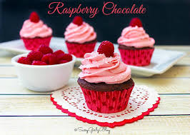 Chocolate Raspberry Cupcakes With Raspberry Buttercream Frosting – The Cupcake Project