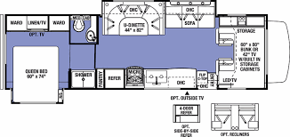 Itasca Class C Rv Floor Plans by New Or Used Class C Motorhomes For Sale Rvs Near Tallahassee