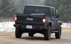 100 Jeep Gladiator Truck CAUGHT The 2020 Overland On The Streets Mopar