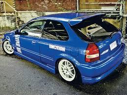 1999 Honda Civic DX to Type R Conversion Honda Tuning Magazine