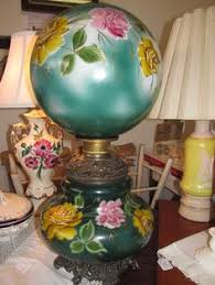 Ebay Antique Lamps Vintage by Gone With The Wind Lamp Art Lamp 1870 U0027s