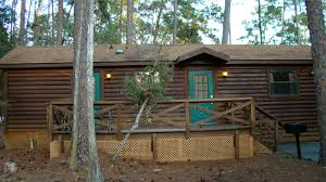 Roughing it rt of Disney s Fort Wilderness Campground