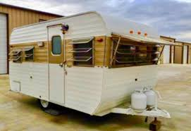 100 Restored Travel Trailer Carolyn Lay On Twitter Vintage 1966 Yellowstone Travel