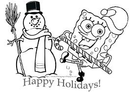 Full Size Of Trendy Spongebob Printouts Sponge Bob Halloween Coloring Pages Bw Page Amusing