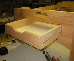 fabriquer et monter les tiroirs d une table de jeux en bois bois