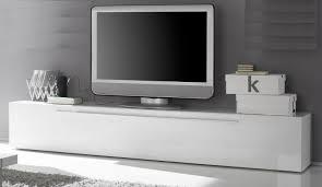 lowboard tv unterteil weiß hochglanz lack italien